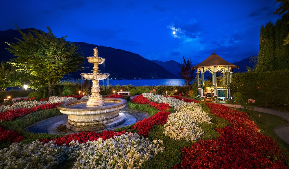 Terrace/Patio, Grand Hotel Zell Am See