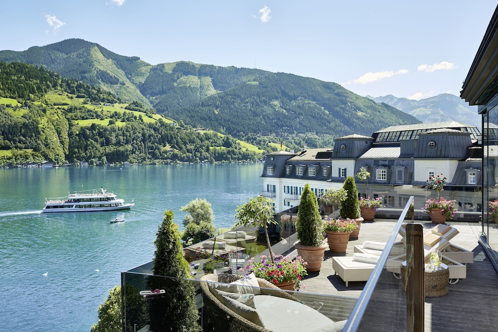 Lake, Grand Hotel Zell Am See
