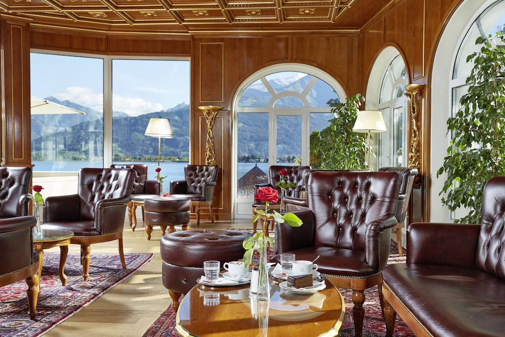Lobby Lounge, Grand Hotel Zell Am See