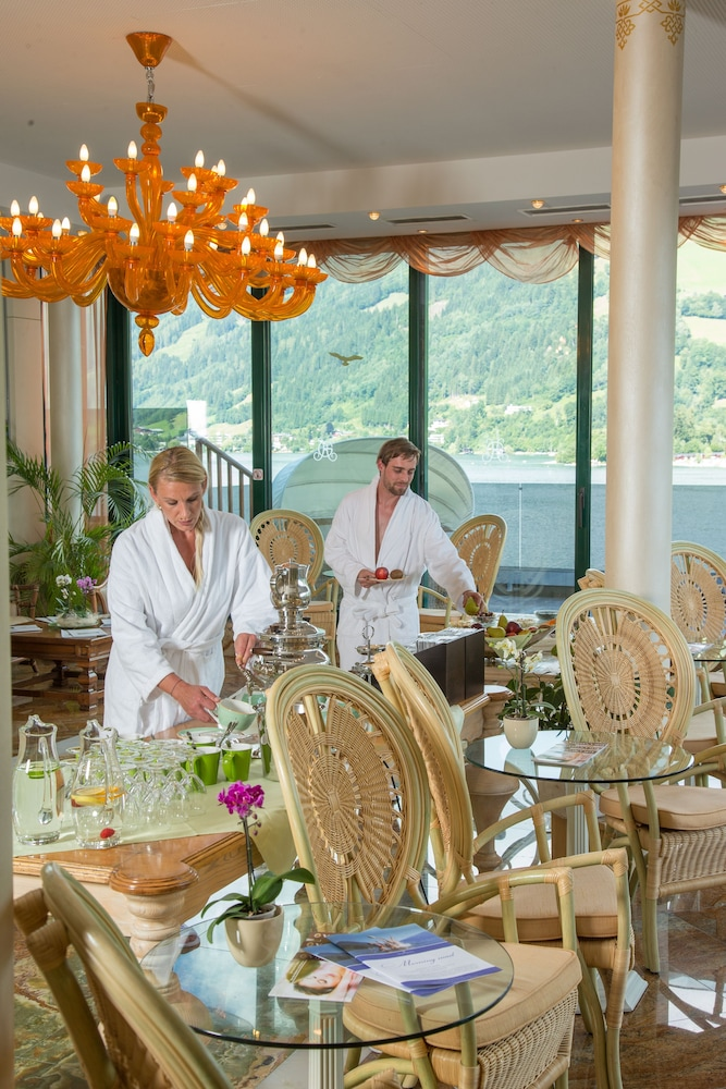 Spa Reception, Grand Hotel Zell Am See