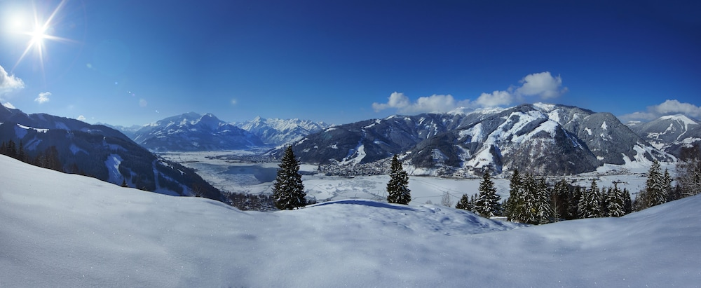 Mountain View, Grand Hotel Zell Am See