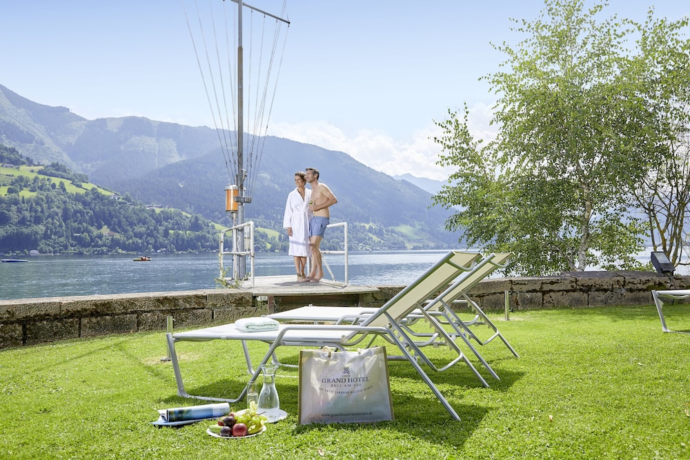 Property Grounds, Grand Hotel Zell Am See