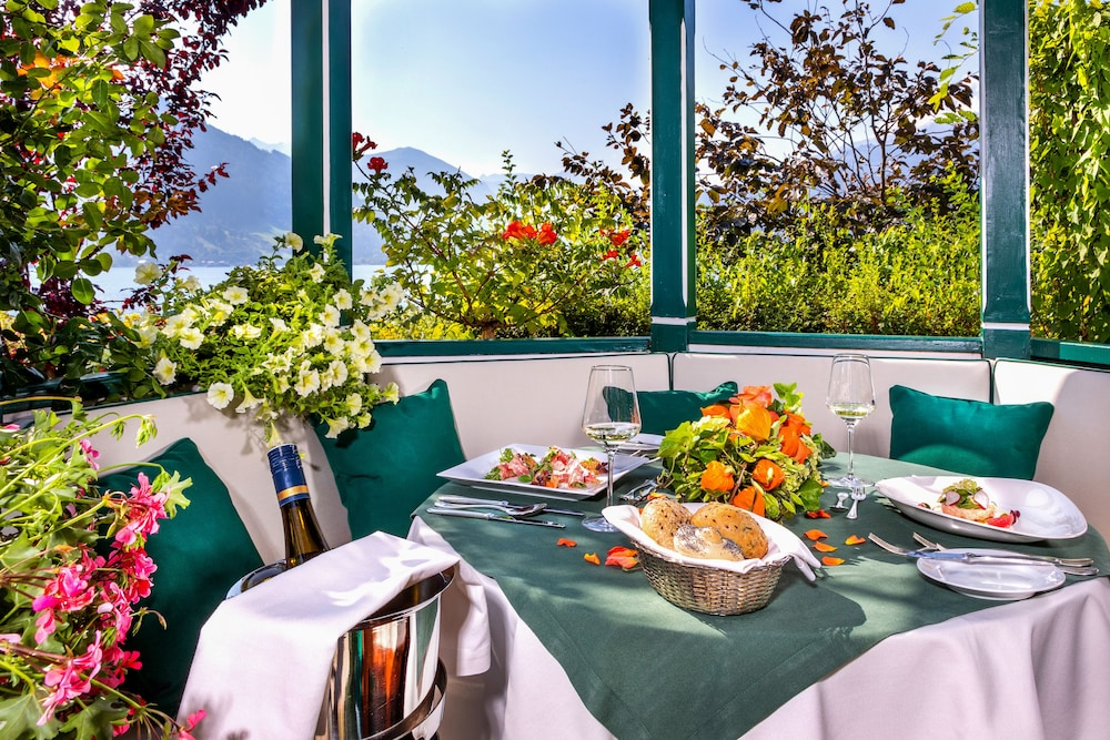 Couples Dining, Grand Hotel Zell Am See
