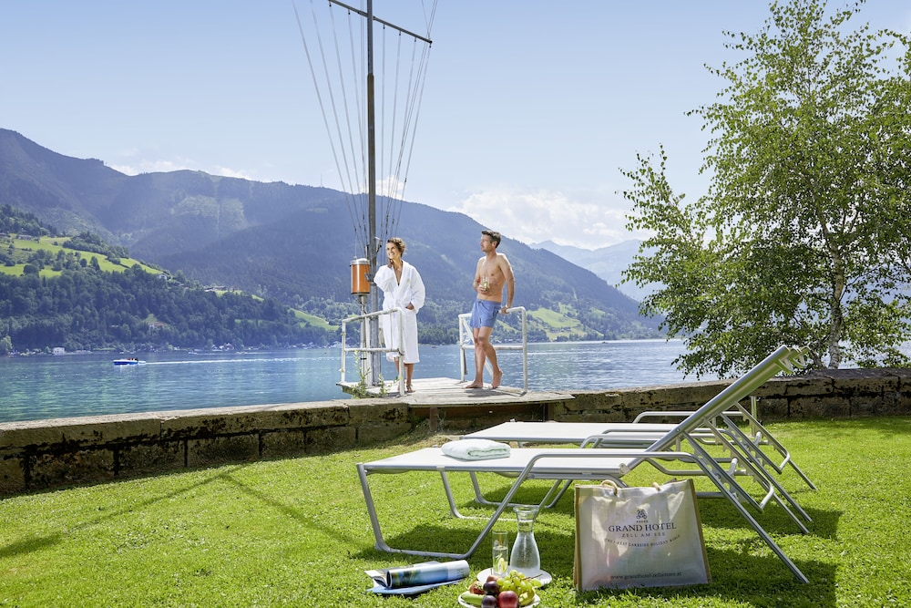 Spa, Grand Hotel Zell Am See