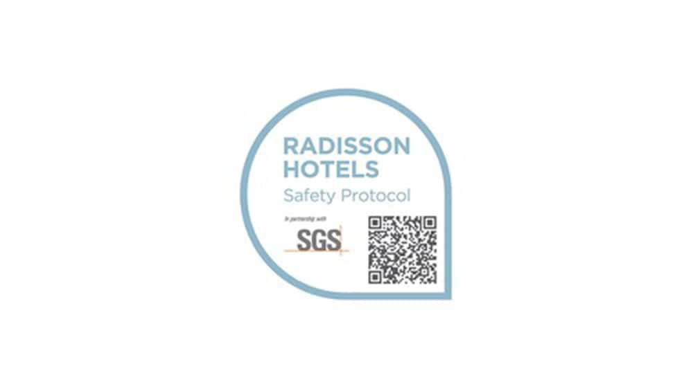 Cleanliness standards, Radisson Blu Waterfront Hotel, Jersey