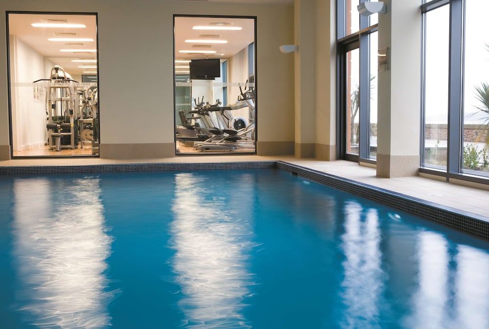 Indoor Pool, Radisson Blu Waterfront Hotel, Jersey