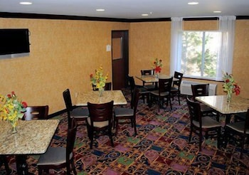 Dining, Quality Inn & Suites