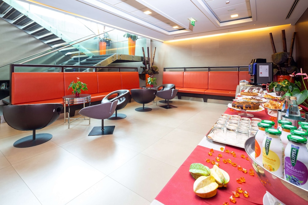 Breakfast Area, Best Western Hotel Goldenmile Milan