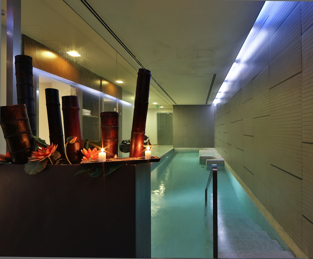 Indoor Pool, Best Western Hotel Goldenmile Milan