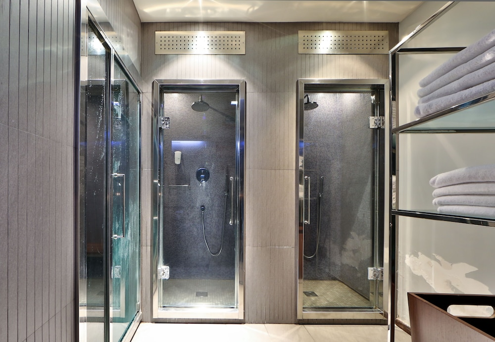 Steam Room, Best Western Hotel Goldenmile Milan