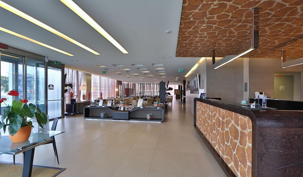 Interior Entrance, Best Western Hotel Goldenmile Milan