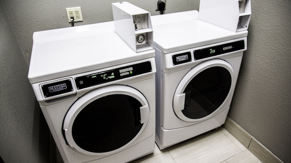 Laundry, Holiday Inn Express Hotel & Suites Texas City, an IHG Hotel