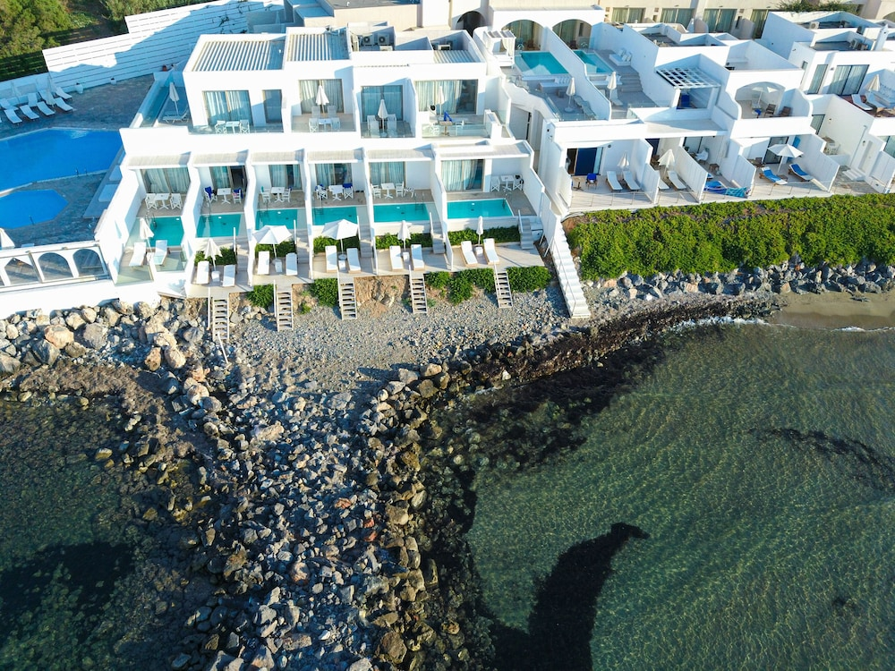 Aerial View, Knossos Beach Bungalows Suites Resort & Spa