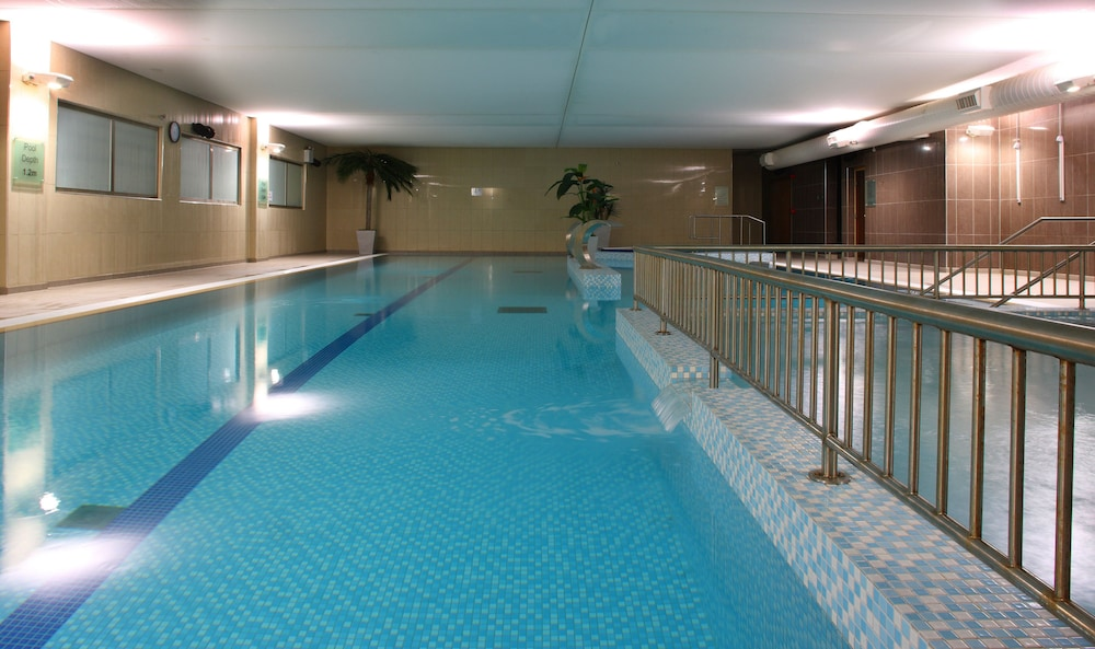 Indoor Pool, Maldron Hotel & Leisure Centre Tallaght