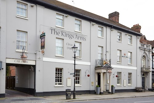 Kings Arms Hotel Westerham by Greene King Inns