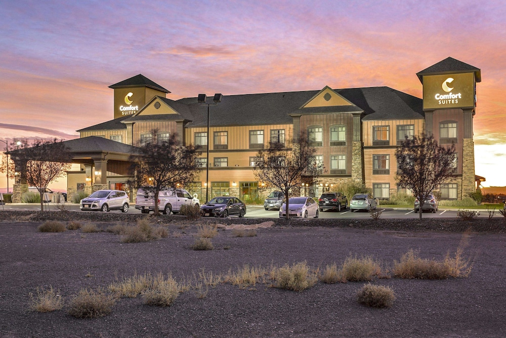 Exterior, Comfort Suites Moses Lake
