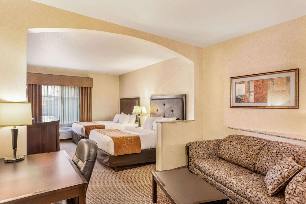 Room, Comfort Suites Moses Lake