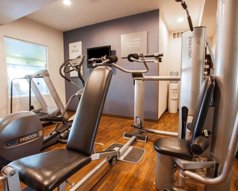Fitness Facility, Comfort Suites Moses Lake