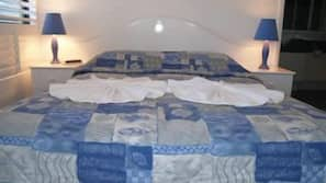 Iron/ironing board, cribs/infant beds, rollaway beds, WiFi