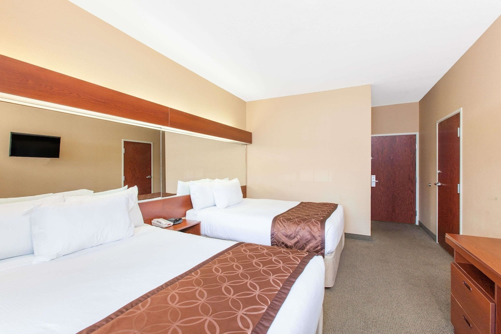 Room, Microtel Inn & Suites by Wyndham Rogers