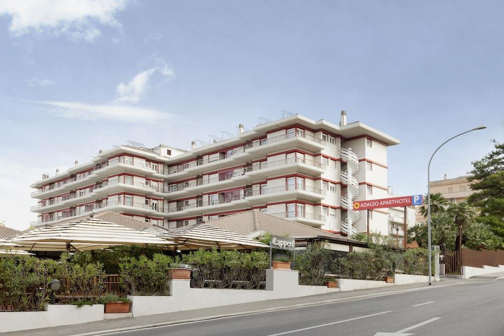 Aparthotel adagio rome vatican rome italie for Apart hotel adagio
