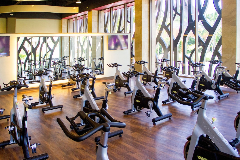 Fitness Facility, Barceló Maya Palace - All Inclusive
