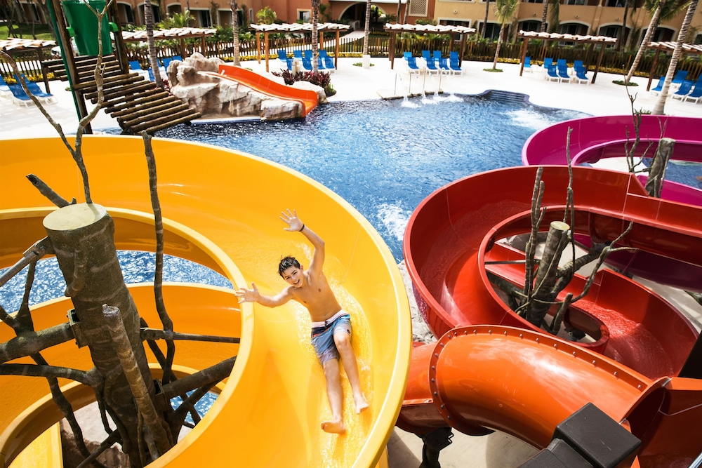 Children's Pool, Barceló Maya Palace - All Inclusive