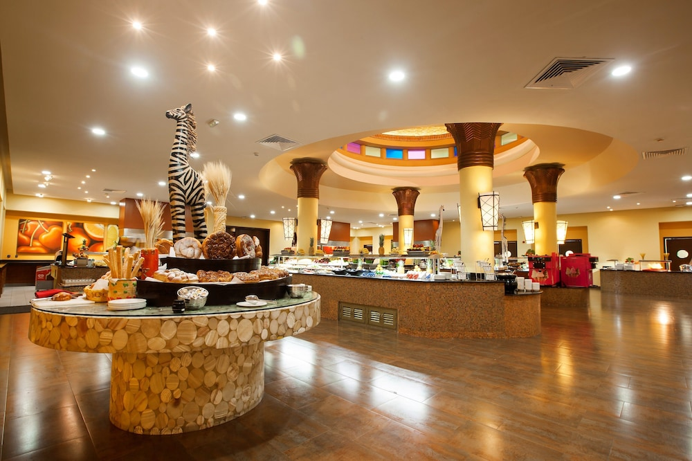 Breakfast buffet, Barceló Maya Palace - All Inclusive