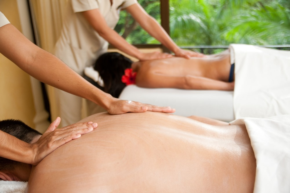 Massage, Hotel Parador Resort And Spa
