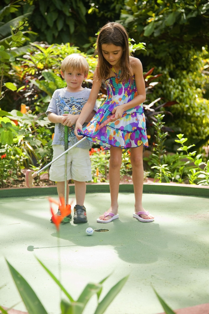 Mini-Golf, Hotel Parador Resort And Spa