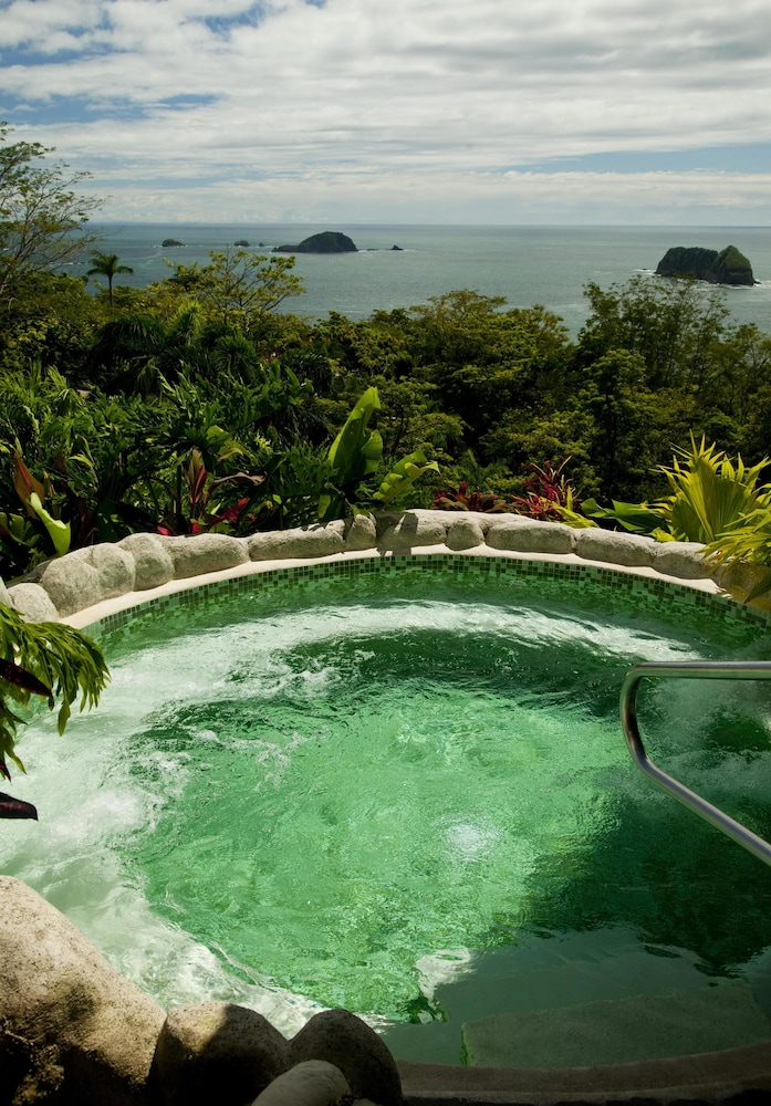 Outdoor Spa Tub, Hotel Parador Resort And Spa