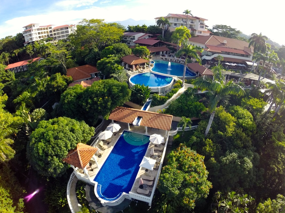 Aerial View, Hotel Parador Resort And Spa