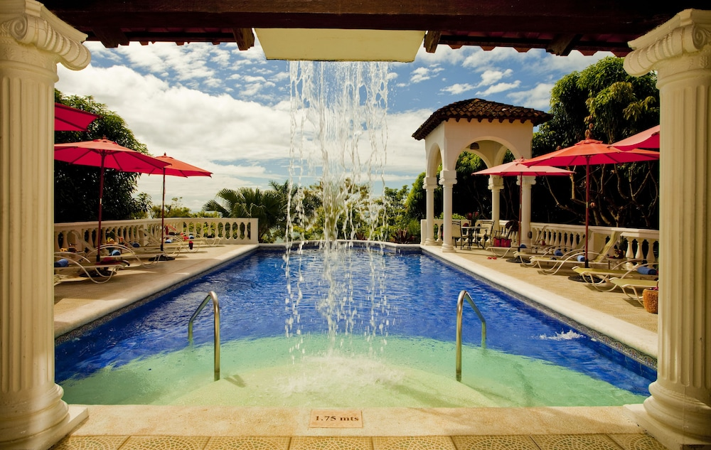 Pool Waterfall, Hotel Parador Resort And Spa