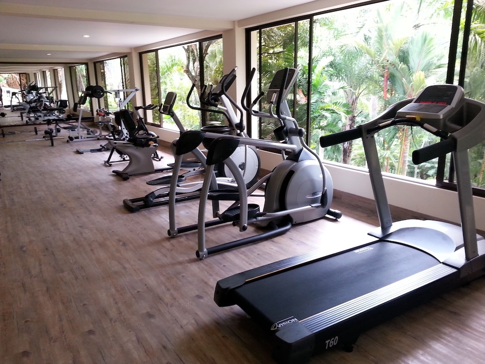 Fitness Facility, Hotel Parador Resort And Spa