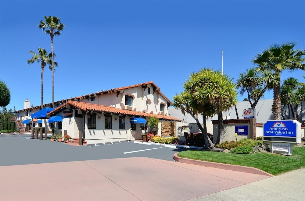 Featured Image, Americas Best Value Inn Concord, CA