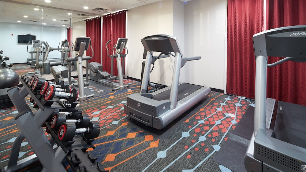 Fitness Facility, Holiday Inn Hotel & Suites Stockbridge / Atlanta I-75