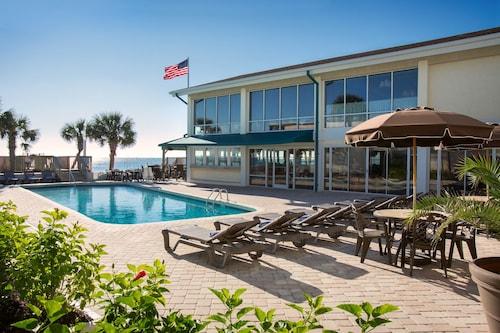 pawleys island beach hotels best oceanfront hotels in. Black Bedroom Furniture Sets. Home Design Ideas