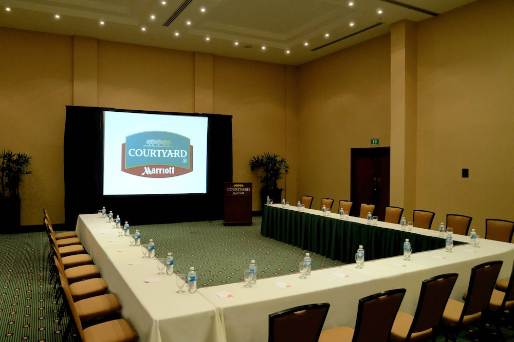 Meeting Facility, Courtyard By Marriott Cancun Airport