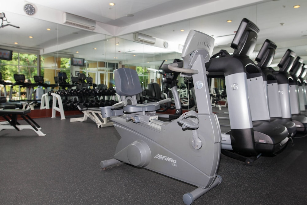 Fitness Facility, Courtyard By Marriott Cancun Airport