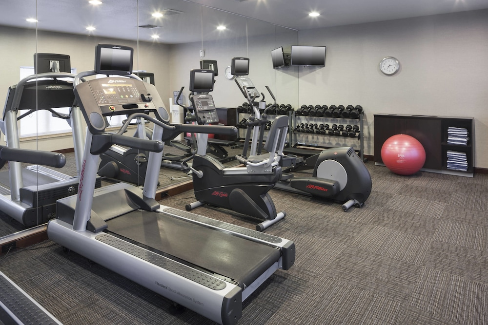 Fitness Facility, Residence Inn by Marriott Tucson Airport