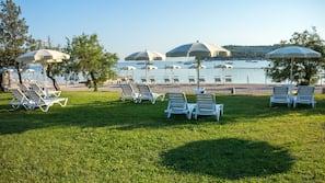 Spiaggia privata, pesca