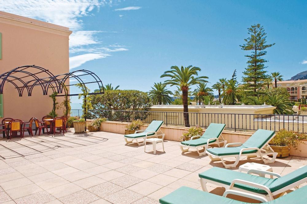 Hotel Club Balmoral Menton