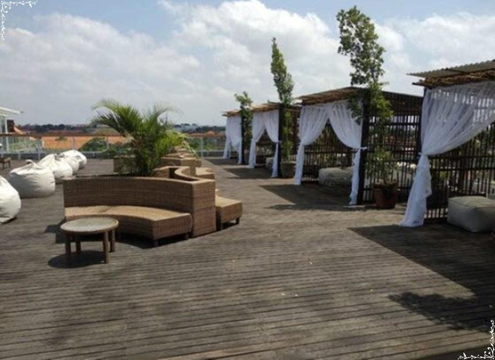New Garden View Resort In Legian Hotel Rates Reviews On Orbitz