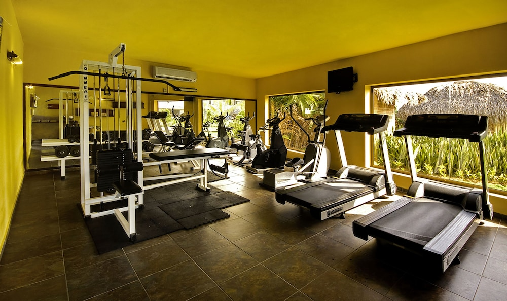 Gym, Catalonia Royal Bavaro - Adults Only - All Inclusive
