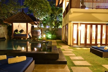Bali Baliku Private Pool Villas Deals Reviews Jimbaran Idn Wotif