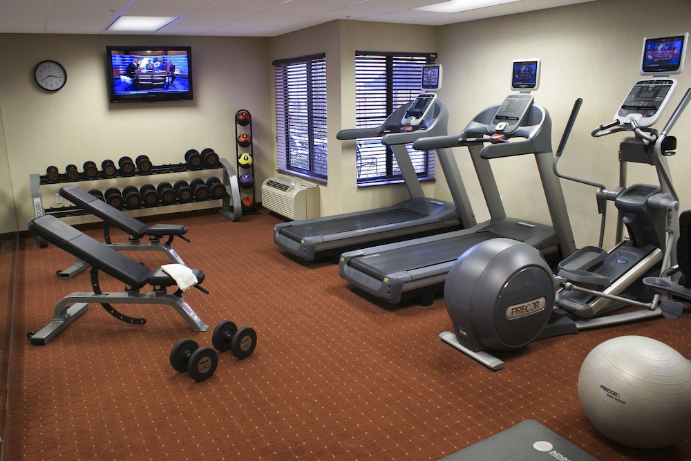 Gym, Homewood Suites by Hilton Las Vegas Airport