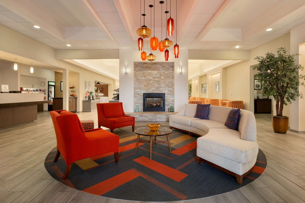 Reception, Homewood Suites by Hilton Las Vegas Airport
