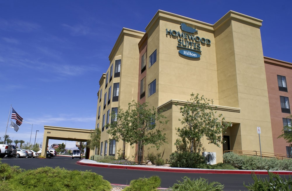 Front of Property, Homewood Suites by Hilton Las Vegas Airport