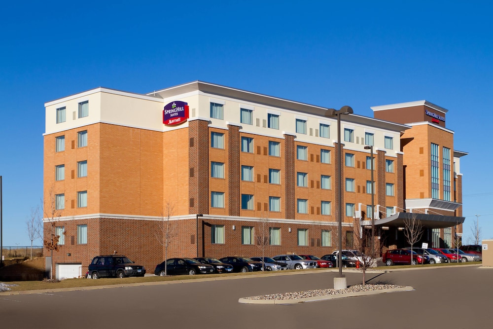 Featured Image, SpringHill Suites Minneapolis-St Paul Airpt/Mall of America