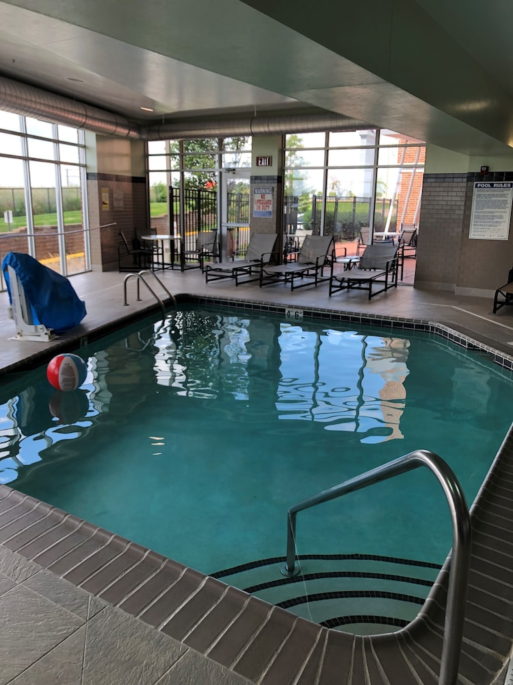 Indoor Pool, SpringHill Suites Minneapolis-St Paul Airpt/Mall of America